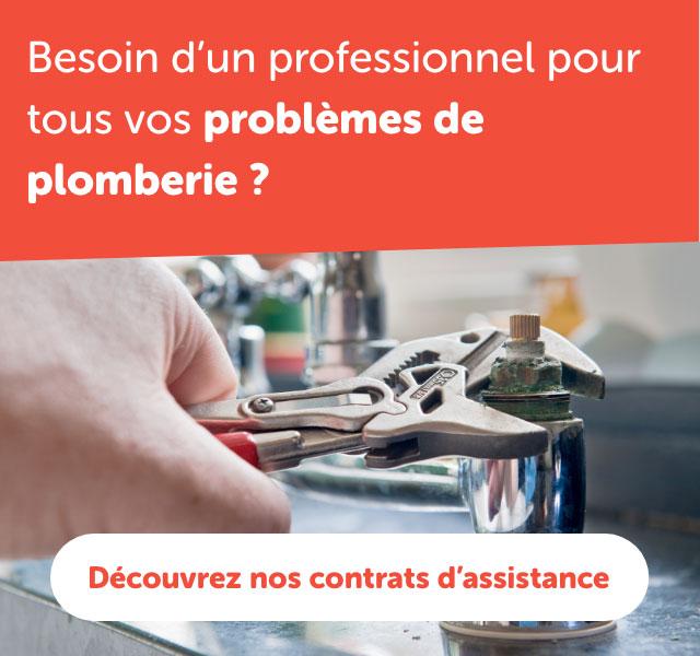 contrat assistance robinetterie
