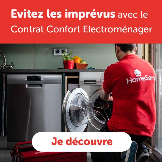 Assurance électroménager